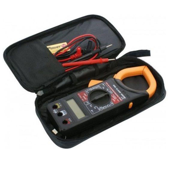 Alicate Amperímetro Digital 750v 1000a T- Black  - LD Cabos Soluções Áudio e Vídeo