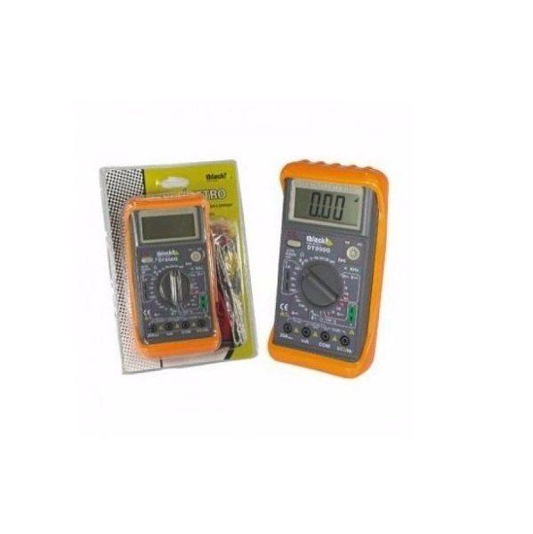 Multímetro Digital 20m Capacímetro Termômetro DT-890G  - LD Cabos Soluções Áudio e Vídeo