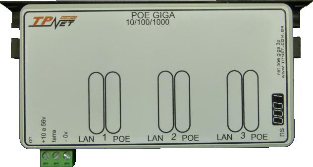 Extensão POE GIGA