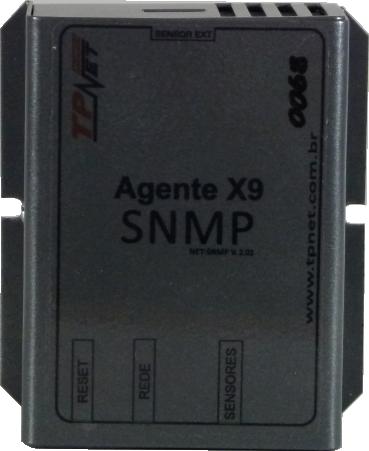 Agent X9 SNMP