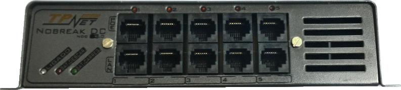 Nobreak 24 v  com Auxiliar X9