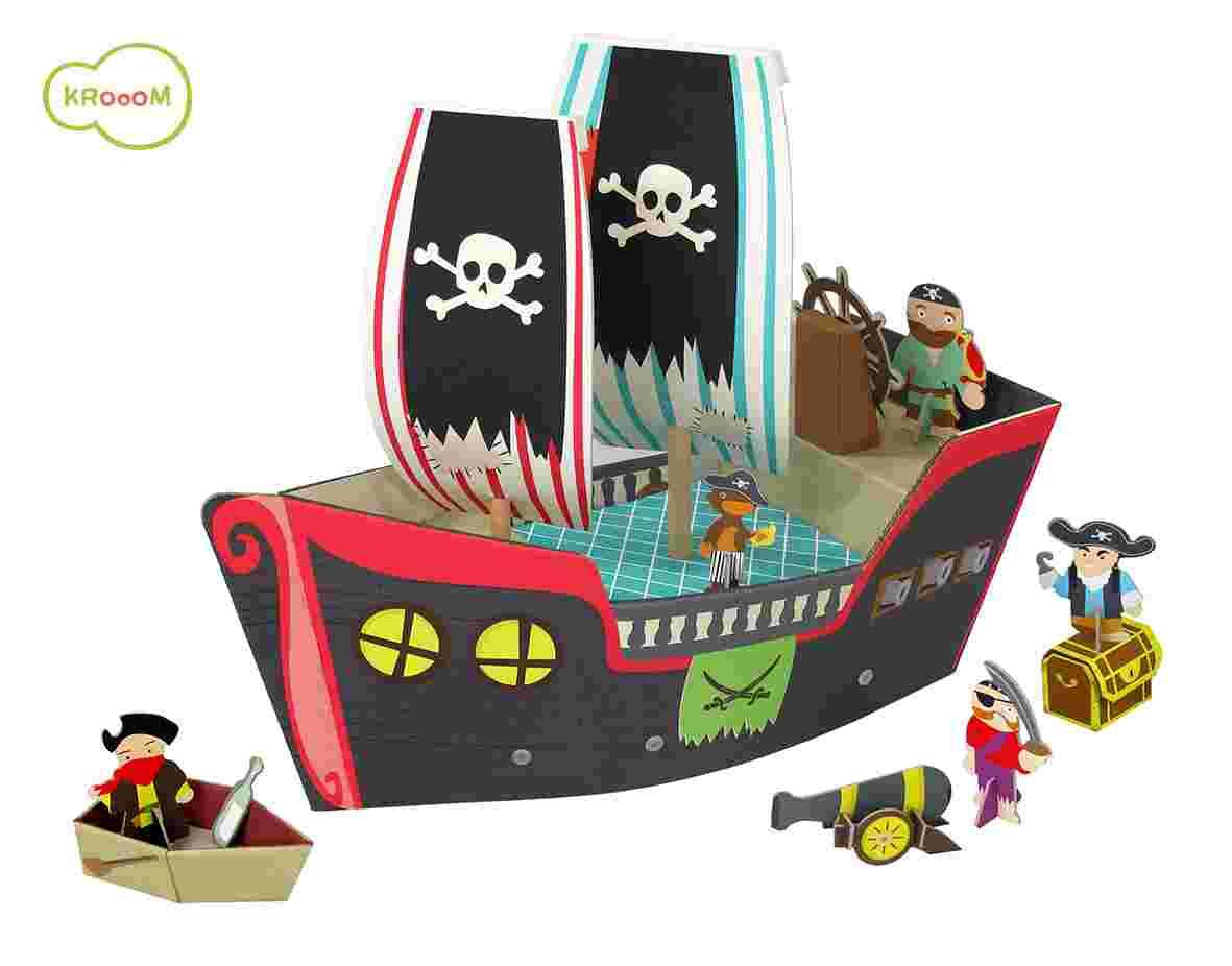 Cenário para Montar Pirata