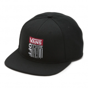 Boné Vans - Block Snapback Black