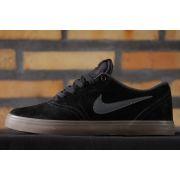 Tênis Nike SB - Check Solar Black/Anthracite-Gum