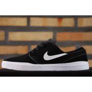 Tênis Nike SB - Stefan Janoski Hyperfeel Black/White