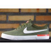 Tênis Nike SB - Eric Koston Hypervulc Legion Green/White-Max Orange