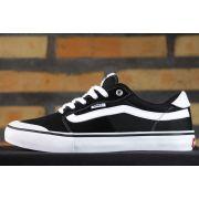 Tênis Vans - M Style 112 Pro Black/White