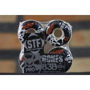 Roda Bones - STF Streettech V2 Decenzo 51mm
