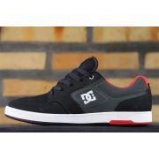 Tênis DC Shoes - Nyjah Black/Grey/Red
