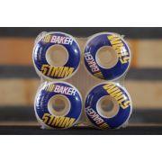 Roda Baker - Pit Stop Wheels 51mm