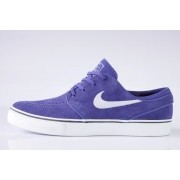 Tênis Nike SB - Zoom Stefan Janoski Deep Night/White-Black