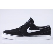 Tênis Nike SB - Zoom Stefan Janoski OG Black/White-Gum