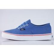 Tênis Vans - U Authentic Princess Blue/Mars Red