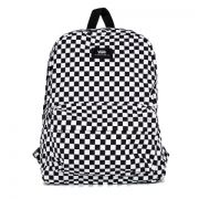 Mochila Vans - MN Old Skool II Backpack Black/White-Che