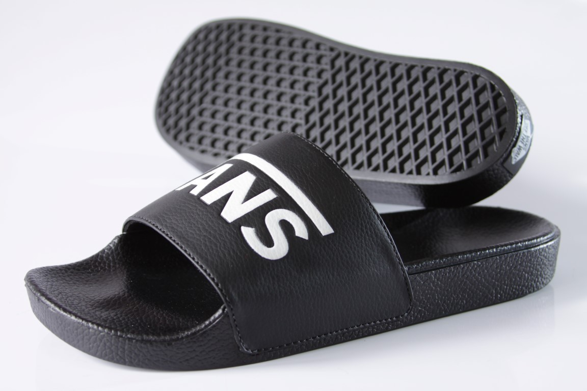 11507541d08 No Comply Skate Shop vans Chinelo Vans - W M Slide On (Vans) Black