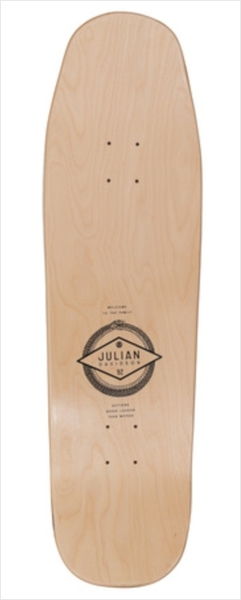 "Shape Element - Featherlight Julian TRVL CRSR 8.8""  - No Comply Skate Shop"