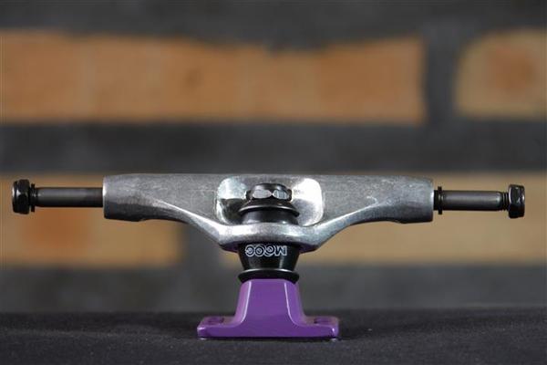 Truck Crail Mid 129 Tipografia FC  - No Comply Skate Shop