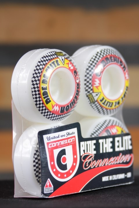 Roda Connexion - Ride The Elite 52mm - No Comply Skate Shop