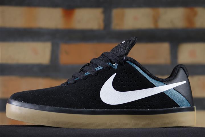 buy popular 32e8a 66250 ... Tênis Nike SB - Paul Rodriguez CTD LR BlackWhite-Teal-Black .