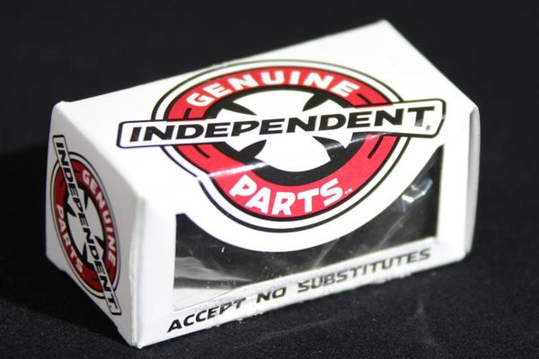 "Parafuso de Base Independent - Allen 1"" 7/8 Black  - No Comply Skate Shop"