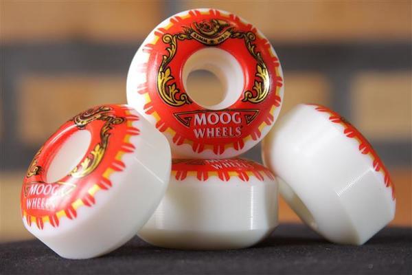 Roda Moog - Urethane & Beer Stella 53mm  - No Comply Skate Shop