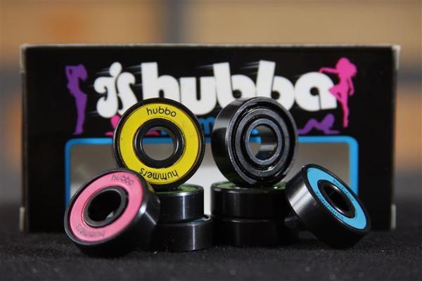 Rolamento Hubba Hummer Bearings  - No Comply Skate Shop