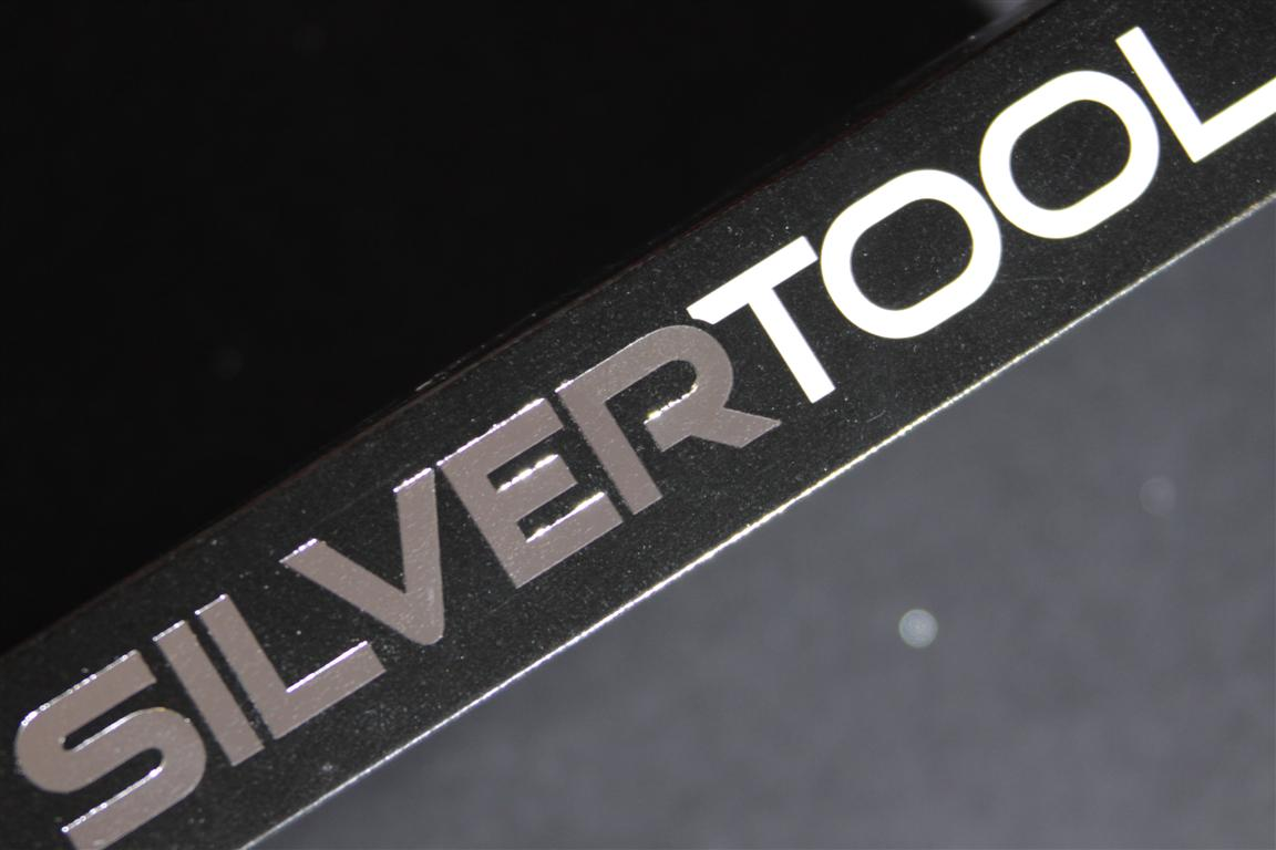 Silver Tool - Black  - No Comply Skate Shop