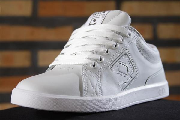 0aa5afe561 ... Tênis Qix - Combat II Branco - No Comply Skate Shop ...