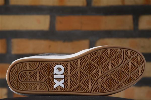 Tênis Qix - Allan Mesquita II Chumbo  - No Comply Skate Shop