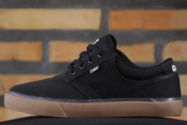 Tênis Qix - Sleiman Preto Natural - No Comply Skate Shop ... 139d62090c1