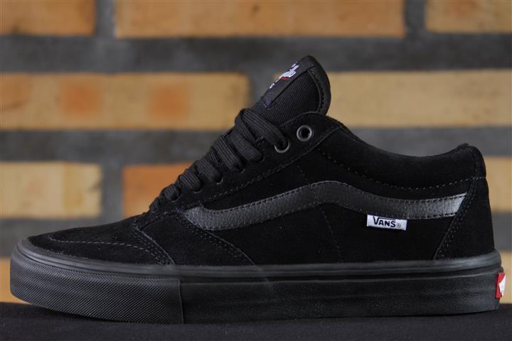 58c8c73ba097a0 Tênis Vans - M TNT SG Blackout - No Comply Skate Shop ...