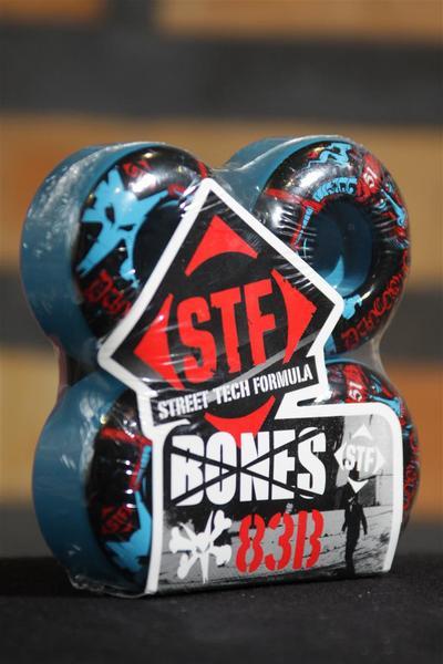 Roda Bones - STF Duncombe Pagan 51mm  - No Comply Skate Shop