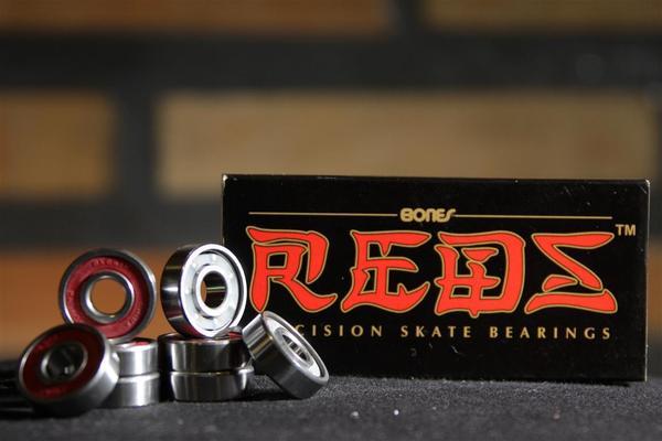 Rolamento Reds Bones  - No Comply Skate Shop