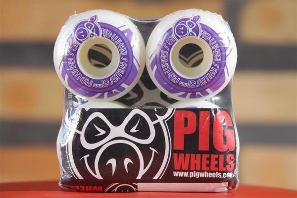 Roda Pig Wheels Rallies 51mm  - No Comply Skate Shop