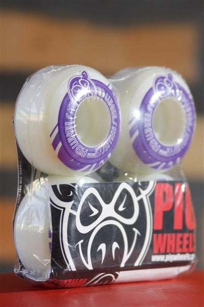 Roda Pig Wheels Rallies 51mm  - No Comply Skate Shop