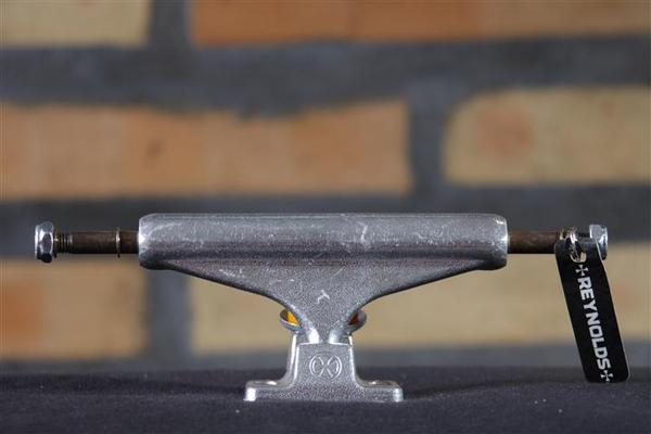 Truck Independent - 129 Stage 11 Reynolds II GC Hollow Silver Standard  - No Comply Skate Shop