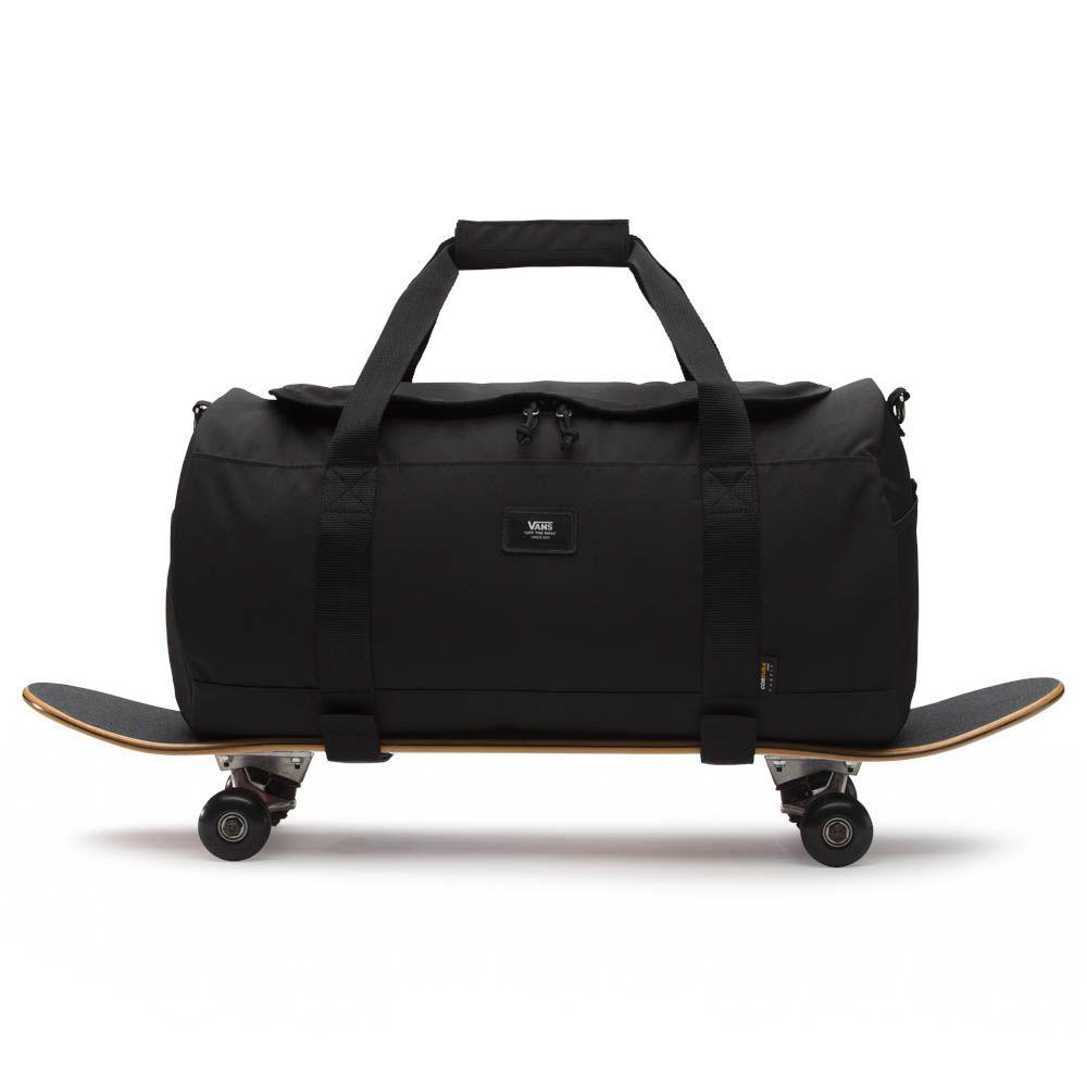 Mochila Vans - Grind Skate Duffel Black  - No Comply Skate Shop