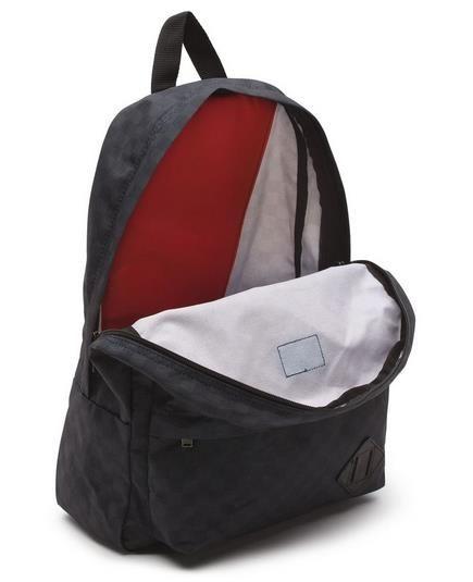 Mochila Vans - MN Old Skool II Backpack Black/Charcoal  - No Comply Skate Shop