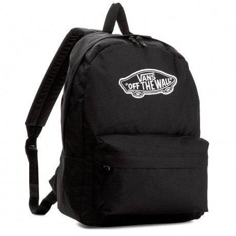 Mochila Vans - WM Realm Backpack Black  - No Comply Skate Shop