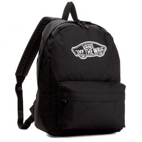 8e64109123 ... Mochila Vans - WM Realm Backpack Black - No Comply Skate Shop ...