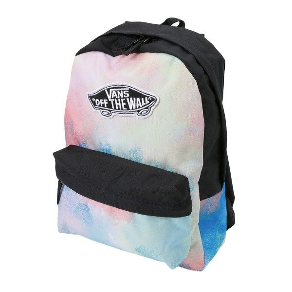 Mochila Vans - WM Realm Backpack Tie Dye  - No Comply Skate Shop
