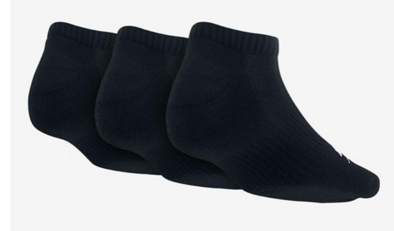 Meia Nike SB No-Show Black  - No Comply Skate Shop