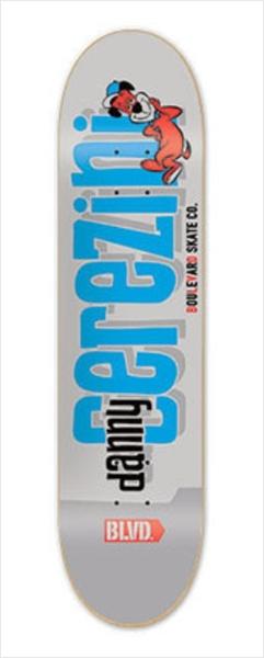 """Shape Boulevard - Retro Danny Cerezini 7.7""""  - No Comply Skate Shop"""
