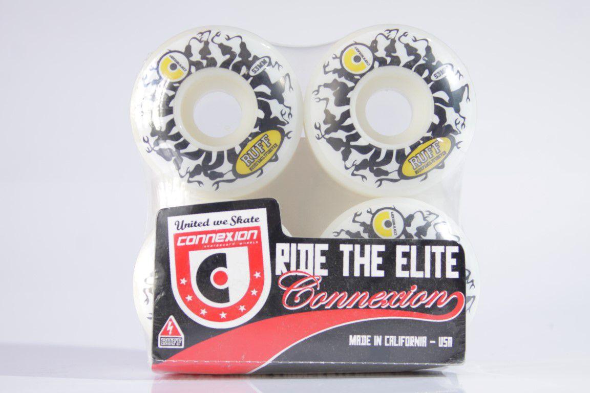Roda Connexion - RUFF 53mm  - No Comply Skate Shop
