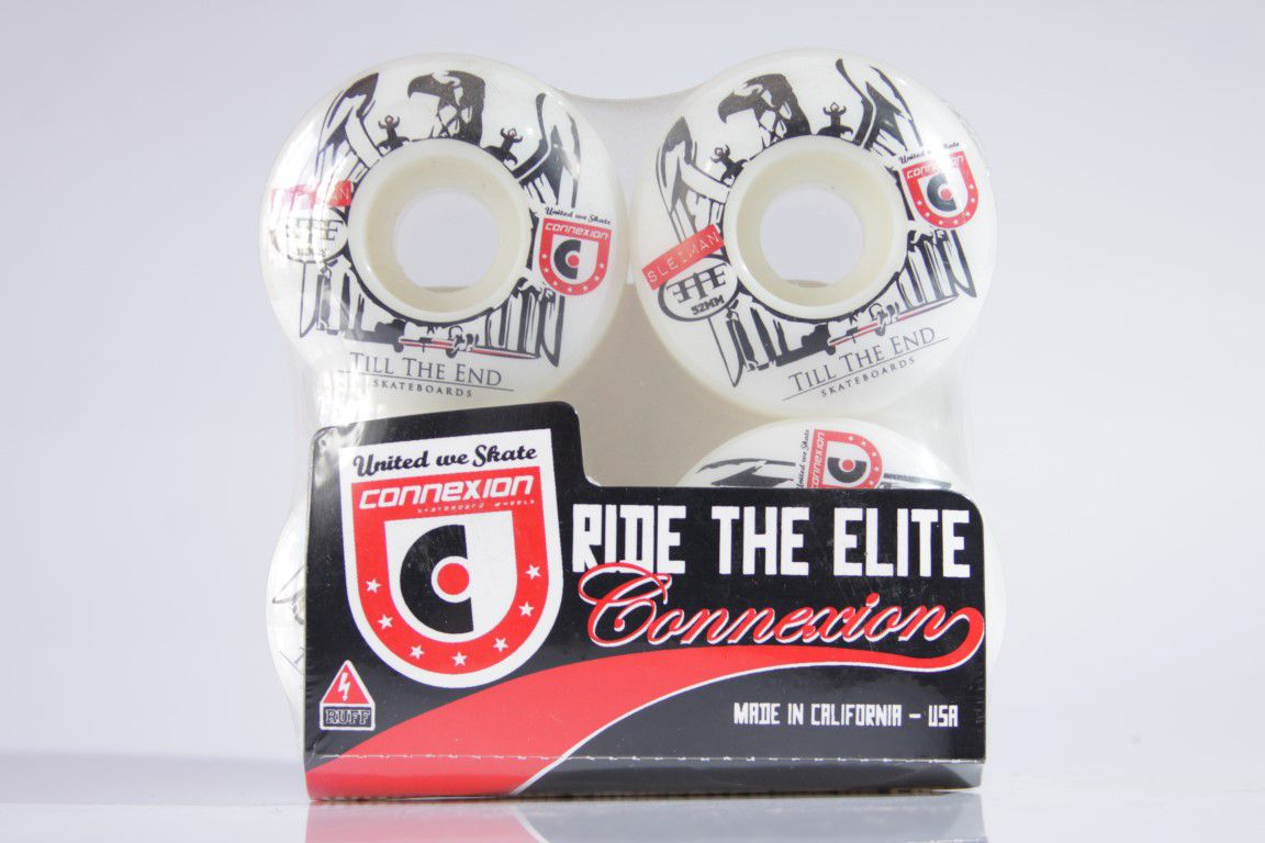 Roda Connexion - Sleiman Till The End 52mm  - No Comply Skate Shop