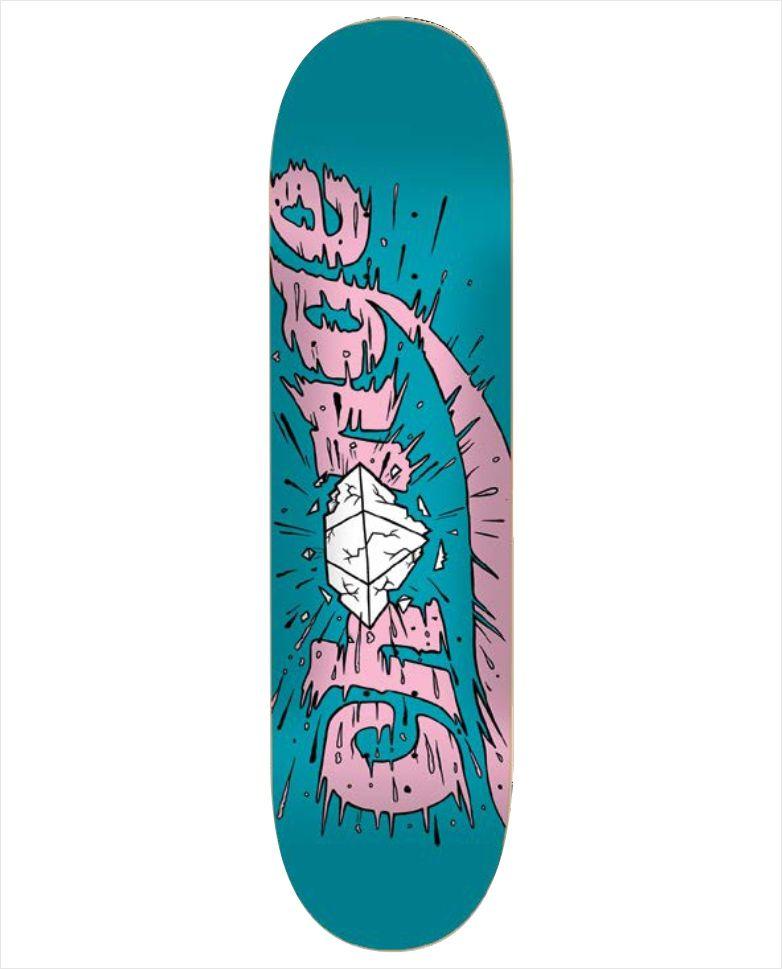Shape Change - Marfim Diamond Azul  - No Comply Skate Shop