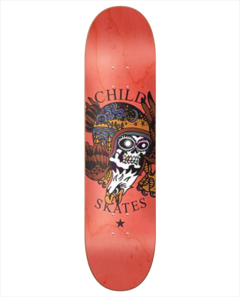 "Shape Child - NK2 Heat Transfer Air Strike 7.75""  - No Comply Skate Shop"