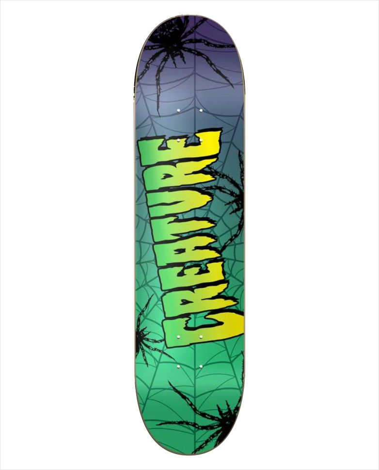 "Shape Creature - Maple Web Green 8""  - No Comply Skate Shop"