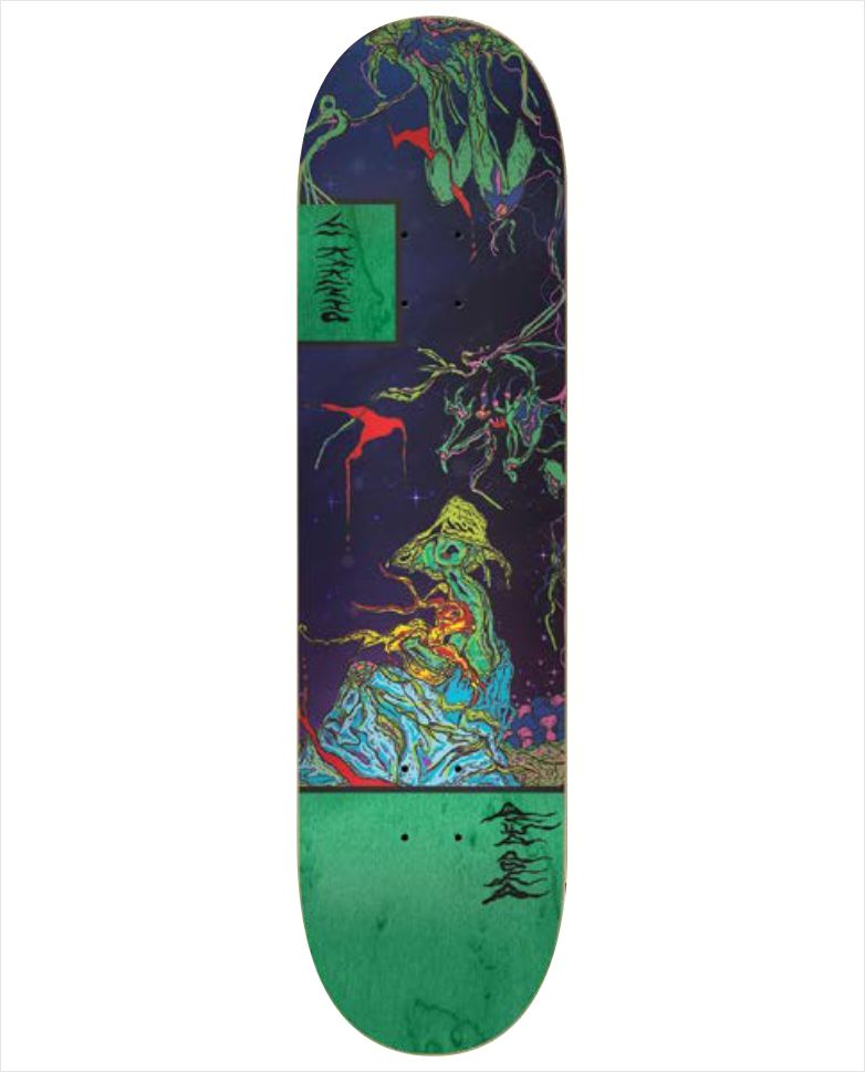 "Shape Dropdead - Maple Série Penny Pro Vi Kakinho 7.75""  - No Comply Skate Shop"