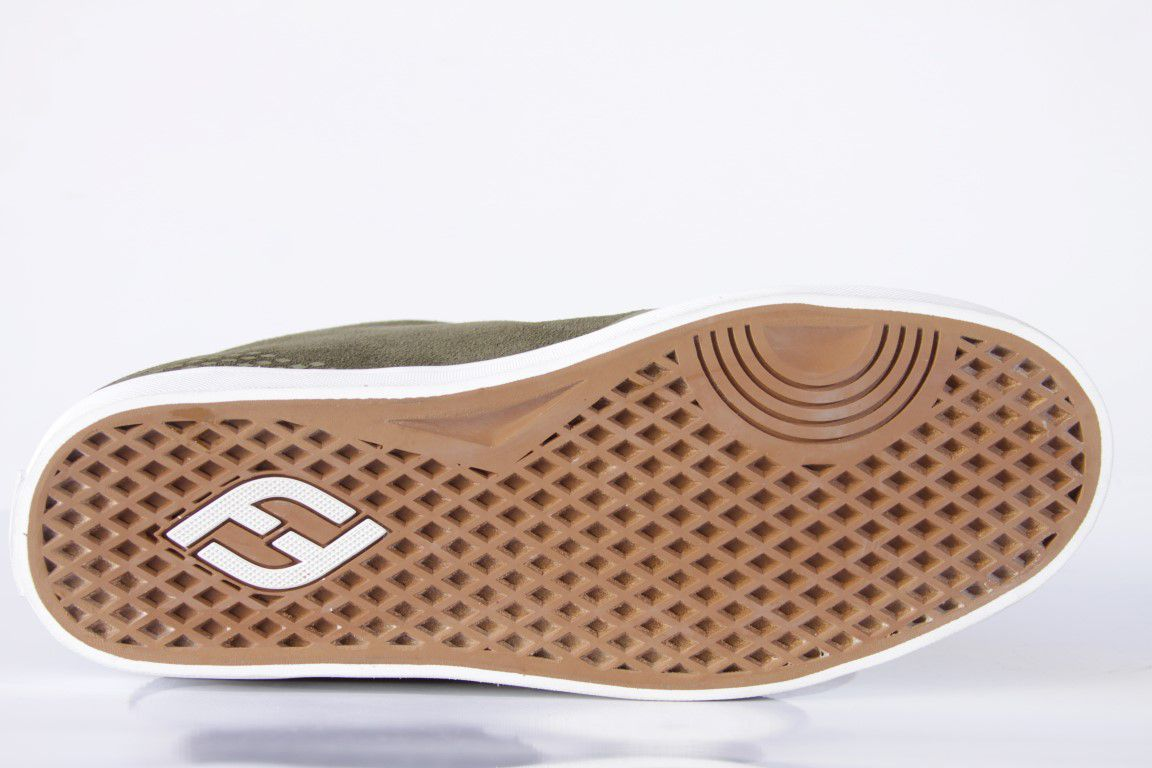 Tênis Freedom Fog - Jet Oliva  - No Comply Skate Shop